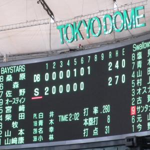 21年8月28日(土) S-DB戦の結果