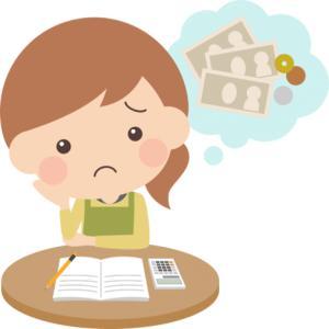 40代主婦が100円のお金に苦労、と言うか日々一文無しの生活とは!