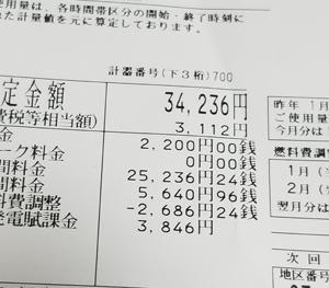 光熱費だけで月7万円越え、この状況では定年後の生活は成り立ちません。