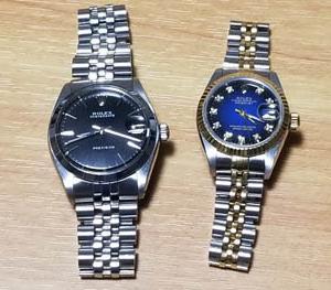 定価で買えたら大儲け、時計の価格が高騰しています!