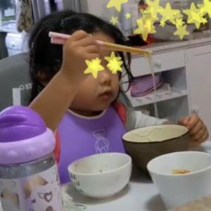 2歳半の娘。コツを掴んでからすぐ出来るようになった事(´゚ω゚`)