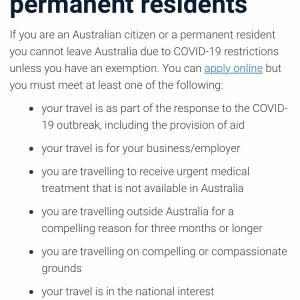 【コロナブログ】家族が亡くなってもオーストラリアから出れない現状!