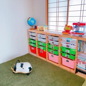 おもちゃ収納で大切な事とは?