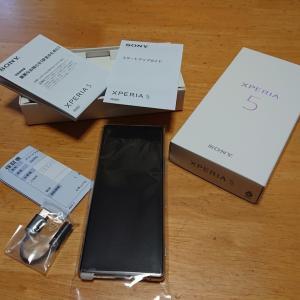 待ってましたSONYさん♪SIMフリー国内版「Xperia5 Dual」を買ってみた