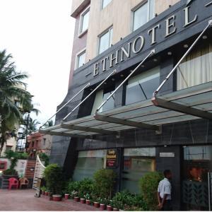 コルカタで私が乗り継ぎに使う定宿「エスノテル(ETHNOTEL)」