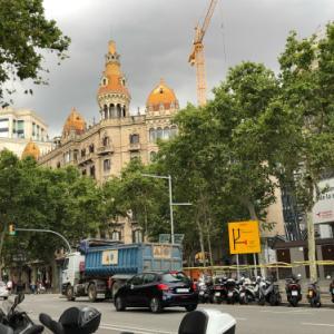 バルセロナ3日目① ピカソ美術館