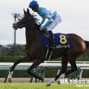 復帰戦 メロディーレーン号 小倉12R海の中道特別 見事1着!
