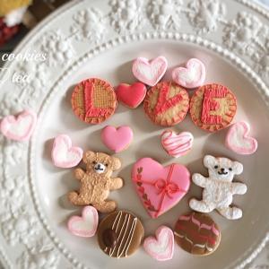 【募集】2月11日バレンタインアイシングクッキー残席1名募集します。