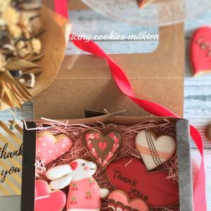 【募集】chocolatうさぎ♡パッケージ付きレッスン♡このままプレゼントに!