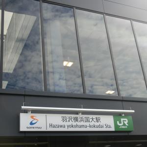 羽沢横浜国大駅に行ってきた。(2019/12/05)