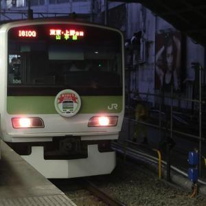 山手線E231系500番台(トウ506編成)の写真と動画を撮影してきました!!