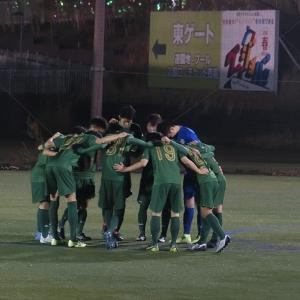 <試合レポ>U-17新人戦・vs大森FC戦(2019/01/26)