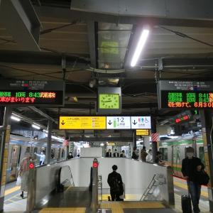 並列化した渋谷駅新ホームで撮影してきた。