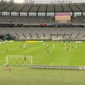 2020 J2第7節・vs山形戦(前半キックオフ・2020/07/25)