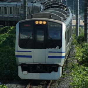大船駅にて撮り鉄なのだ!! (2020/08/04)