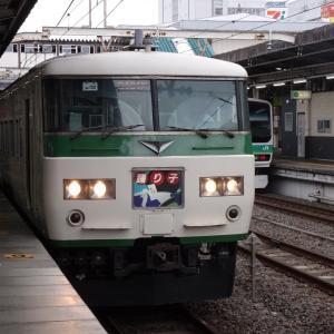 朝の我孫子駅で、JR東日本・夏の増発列車の写真と動画を撮影 2020/09/19