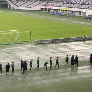 2020 J2第27節・vs栃木SC戦(試合結果・2020/10/17)