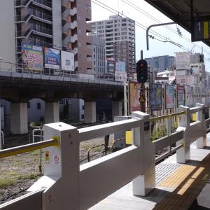 亀戸駅のスマートホームドアが稼働しました!!