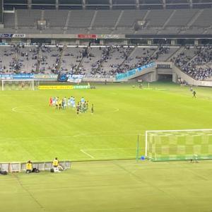 2020 J2第28節・vs磐田戦(試合終了・2020/10/21)