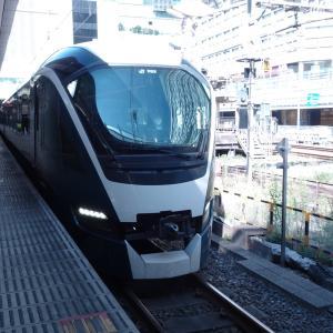 新宿駅で、JR東日本・秋の増発列車の写真と動画を撮影 2020/10/24