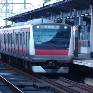 新習志野駅にて撮り鉄なのだ!! (2020/10/21)