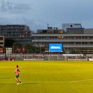 天皇杯2回戦・vs岡山戦(前半終了・2021/06/16)