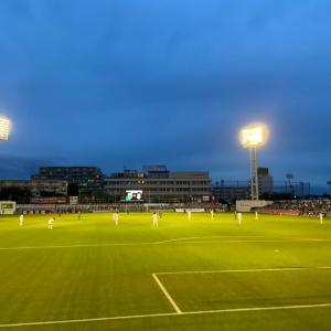 天皇杯2回戦・vs岡山戦(後半キックオフ・2021/06/16)