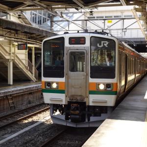 高崎駅まで帰ってきました。(2021/07/12)