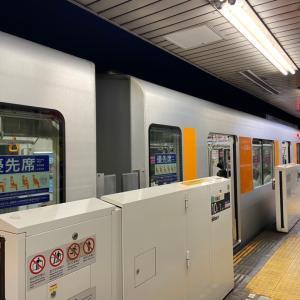 駒沢大学駅まで帰ってきました。(2021/07/12)