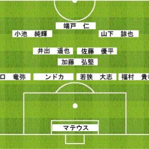 <試合レポ>2021 J2第22節・vs群馬戦(2021/07/11)