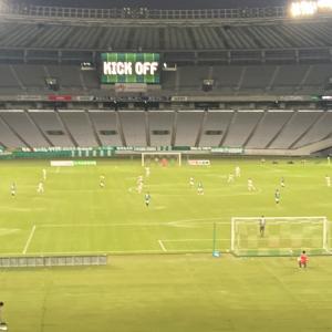 2021 J2第30節・vs新潟戦(前半キックオフ・2021/09/19)