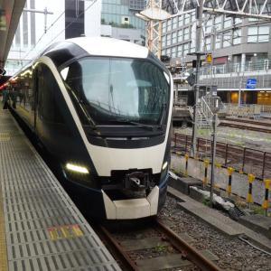 新宿駅で、JR東日本・夏の増発列車の写真と動画を撮影 2021/09/25