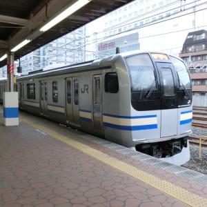 """今日は""""E217系の日""""でっせ!! in 2020"""