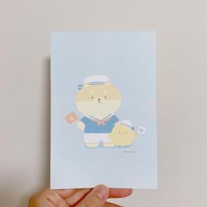 プレゼントポストカード