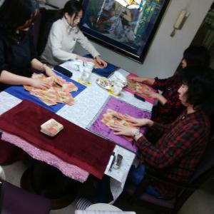 10月27日はOSHO禅タロット初級講座@和光市サロン2日目でした☆