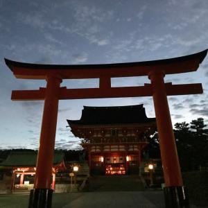 月参り☆  〜京都・伏見稲荷大社〜
