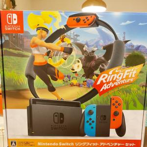 Nintendo Switchキター(笑)