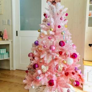 今年も クリスマスツリーの季節がやってきた♡