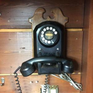 電話と間と・・・・
