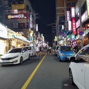 2019.9.14【済州旅行記】ラストナイト