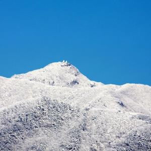 韓国SNSで見る稚岳山(チアクサン)の美しい光景
