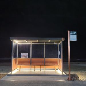 江陵(カンヌン)のBTS聖地は夜も美しい