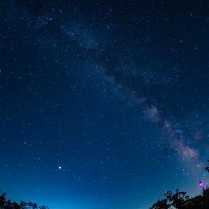 江原道旌善(チョンソン)の加里王山(カリワンサン)で空を楽しもう