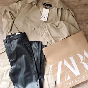 【ZARA】長年愛用できそうな予感の購入品♡