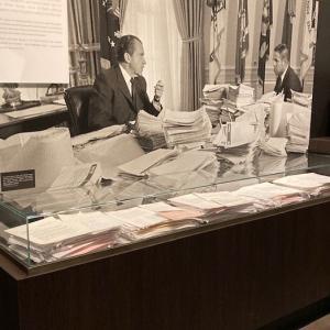 独立記念日をニクソン大統領図書館で過ごす―その3