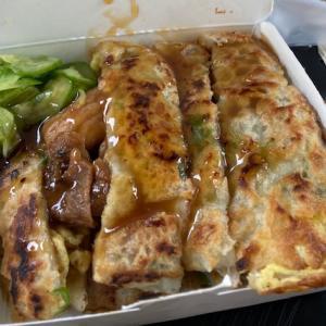 最近食べた美味しかったもの―台湾のクレープなどなど