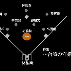 台湾プロ野球の守備指標