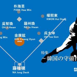 韓国プロ野球の守備指標