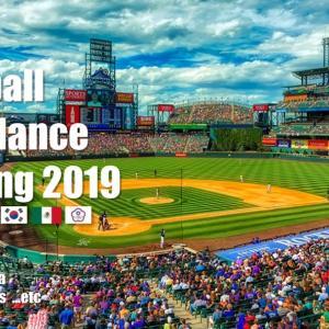 世界のプロ野球 観客動員数ランキング2019~World Baseball Attendance Ranking~