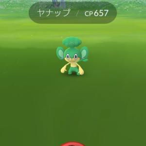 ポケモンgoヤナップ、チョロネコGETだぜ〜&ギアルレイド